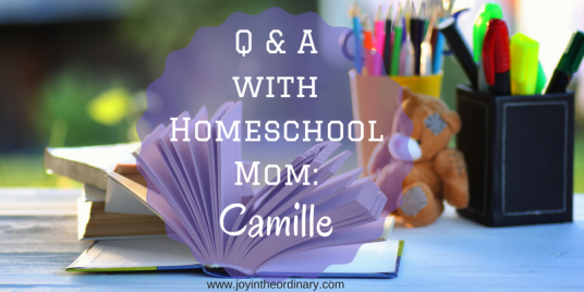 Homeschool encouragement from African American Homeschool mom, Camille Kirksey from Homeschoolinginthed.com
