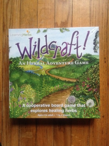 An herbal game we'll use during our life skills time in 2015
